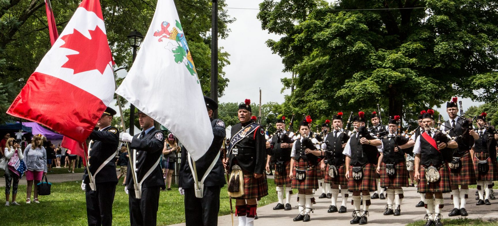 Uxbridge Scottish Festival 2018