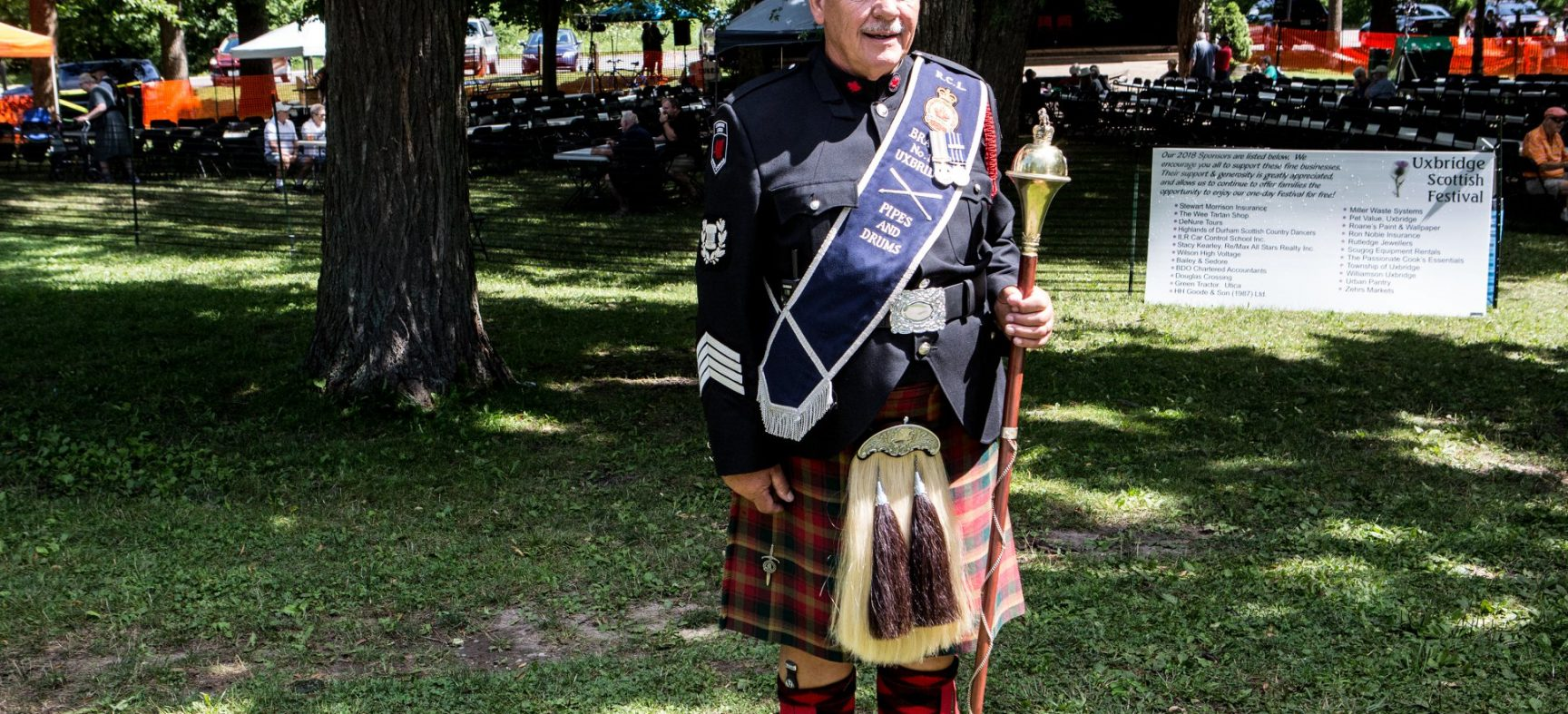 Uxbridge Scottish Festival
